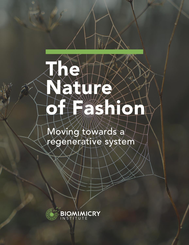 The Nature of Fashion - Biomimicry Insti