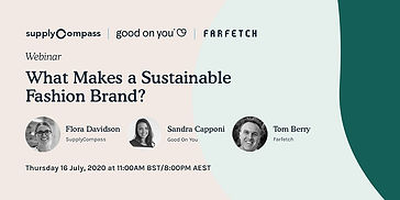 What Makes a Sustainable Fashion Brand?