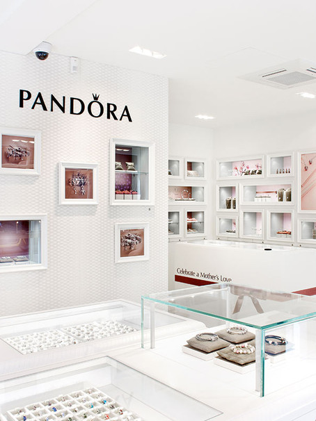 Pandora pledges to use only recycled metals for its jewellery