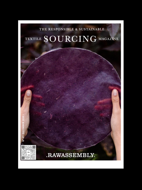 The Responsible & Sustainable Textile Sourcing Magazine | Issue One