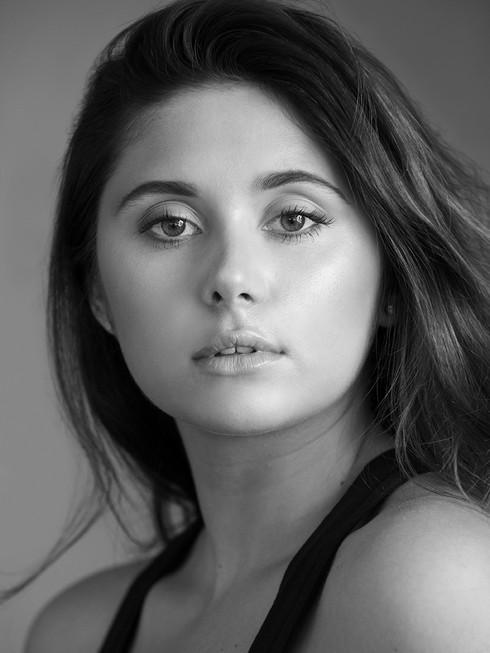Model - Rachel Bluth