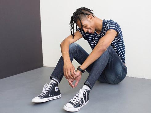 Model - Guy Jackson