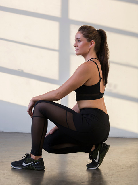 Model - Erika Becker