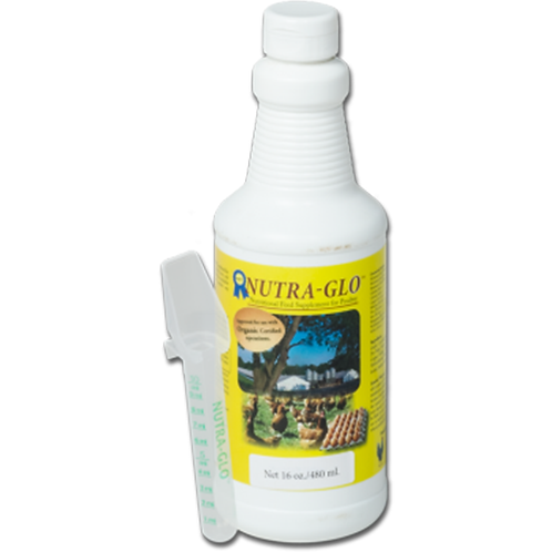 Nutra-Glo™ for Organic Poultry