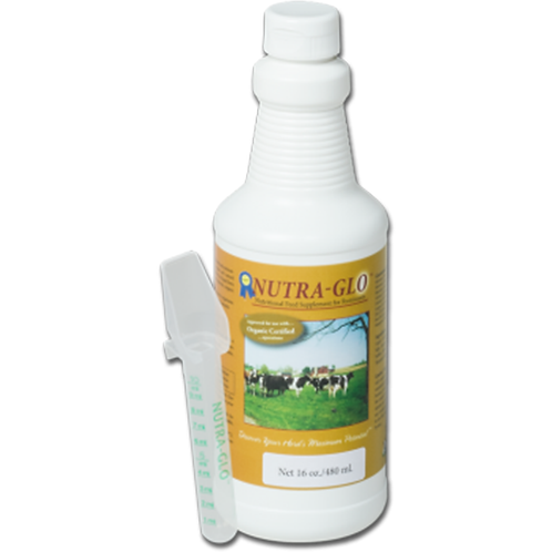 Nutra-Glo™ for Organic Ruminants