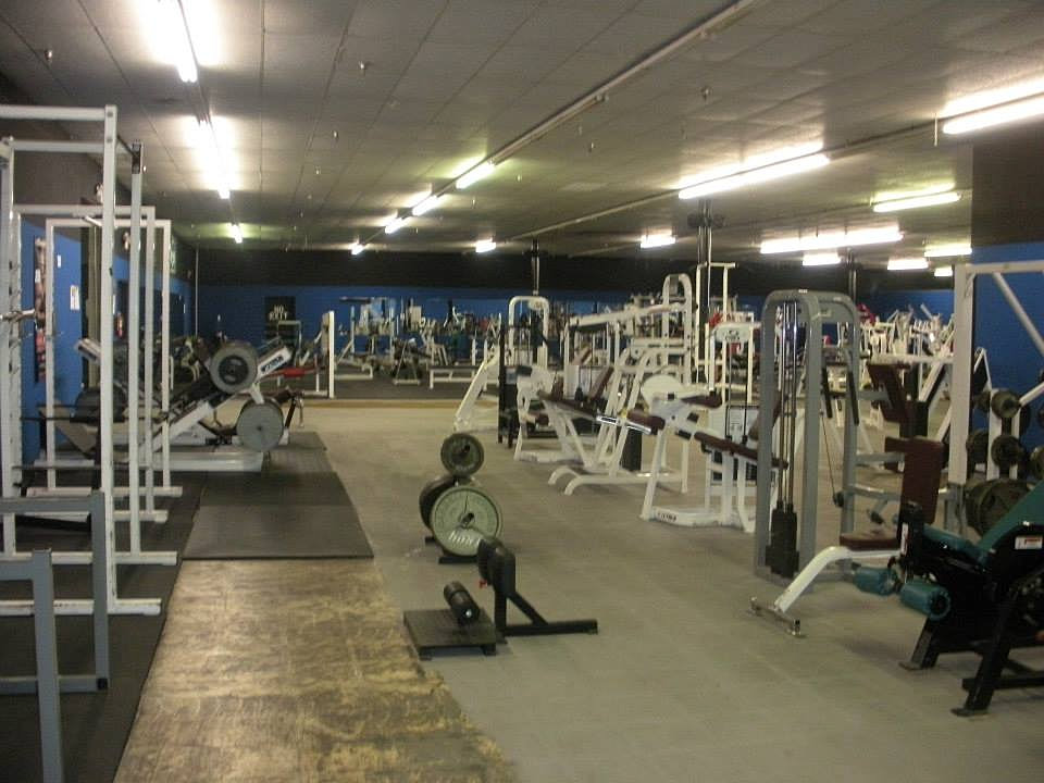 the-field-house-gym | Harker Heights Gym - Leg Area