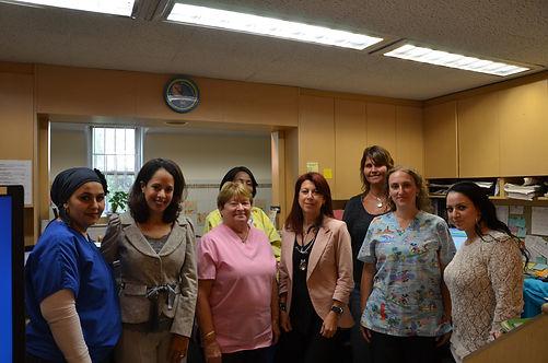 Bayside Pediatric Specialists Staff