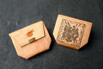 紙布製作: