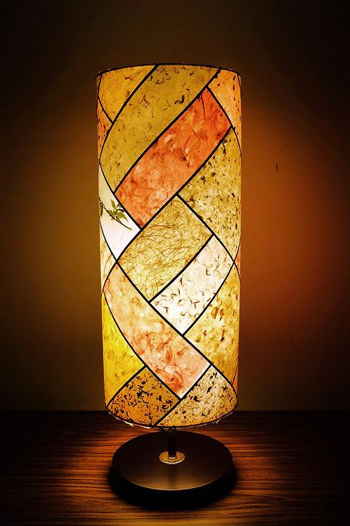 自然纖維立燈