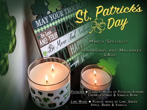 March Specialty Candles