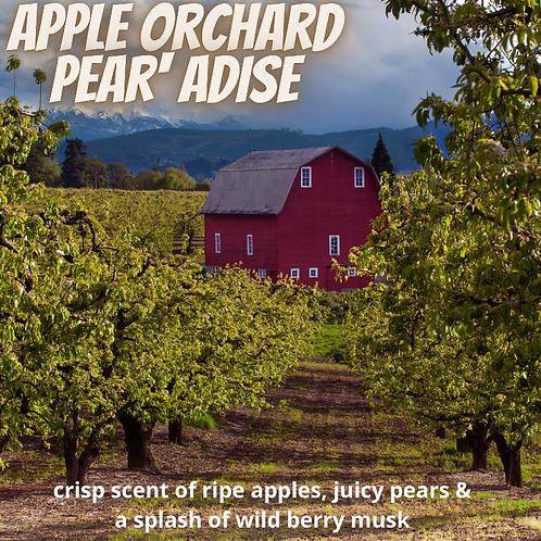 Apple Orchard Pear'adise