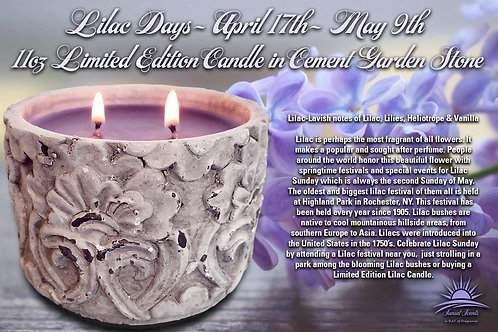 Lilac Garden Stone