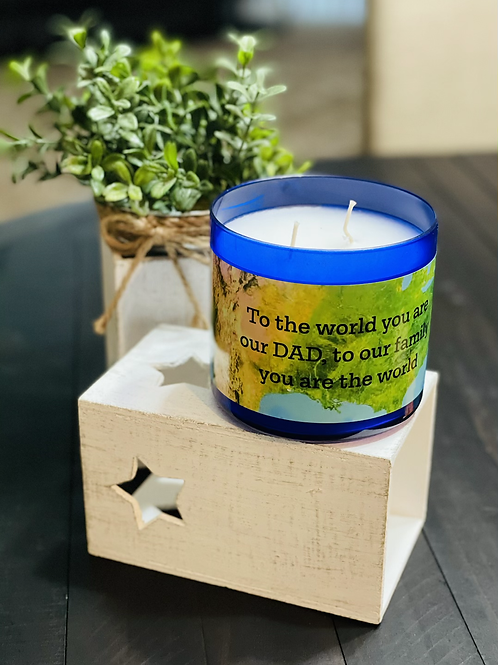Father's Day Candles