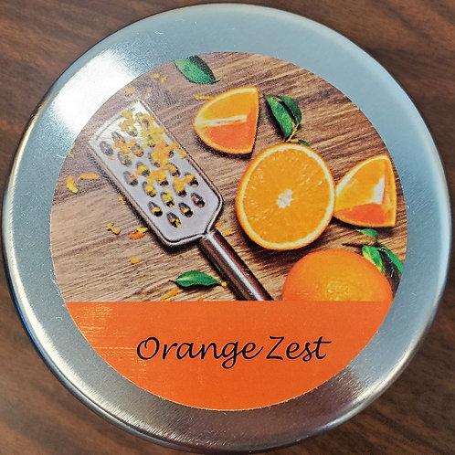 Fundraiser Orange Zest