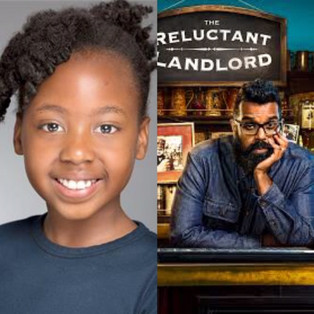 EVA YOUNG TO APPEAR IN 'THE RELUCTANT LANDLORD' FOR SKY1