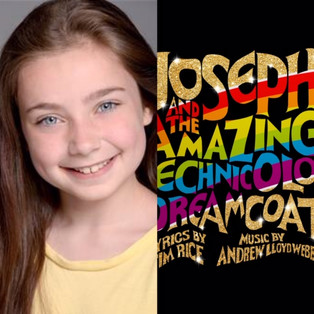 OLIVIA LEASK JOINS THE 50TH ANNIVERSARY PRODUCTION OF 'JOSEPH & THE AMAZING TECHNICOLOR DREA
