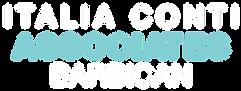 Italia Conti Associates Barbican Logo.pn