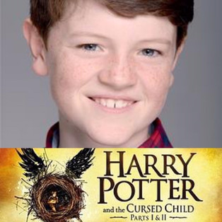 WILLIAM LAWLER JOINS THE NEW LONDON CAST OF 'HARRY POTTER & THE CURSED CHILD'