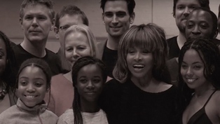 A SURPRISE VISIT FROM TINA TURNER!