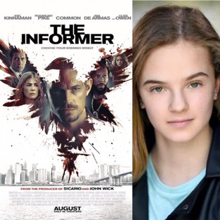 KARMA MEYER TO STAR IN FEATURE FILM 'THE INFORMER'