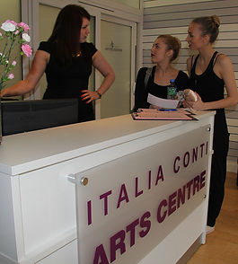 Facilities at Italia Conti Associates Guildford