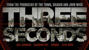KARMA MEYER LANDS ROLE IN FEATURE FILM 'THREE SECONDS'