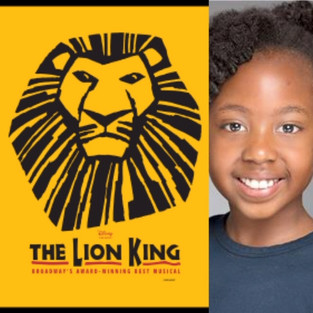 EVA YOUNG JOINS THE WEST END CAST OF 'THE LION KING'
