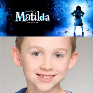 DREW EDWARDS JOINS THE WEST END CAST OF MATILDA!
