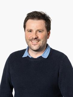 Daniel Stegmann - Projektleiter Kommunikation und Geothermie Schweiz