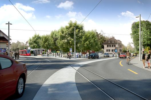 Tram Bern – Ostermundigen.