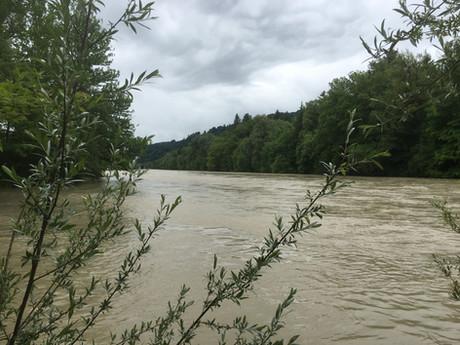 Hochwasserschutz Aaretal.