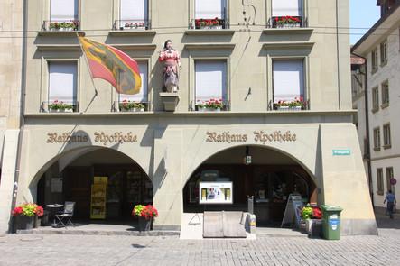 Kampagnen für Handels- und Industrieverein des Kantons Bern.