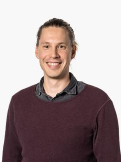 Jonas Schwab - Projektleiter Kommunikation