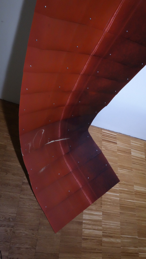 sculpture #2.  fragment