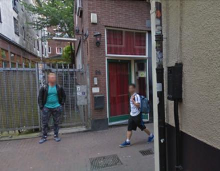 Brothel on Saint Anna Street 26