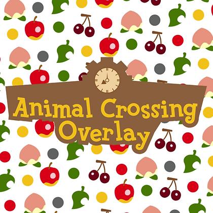 Animal Crossing Animated Overlay