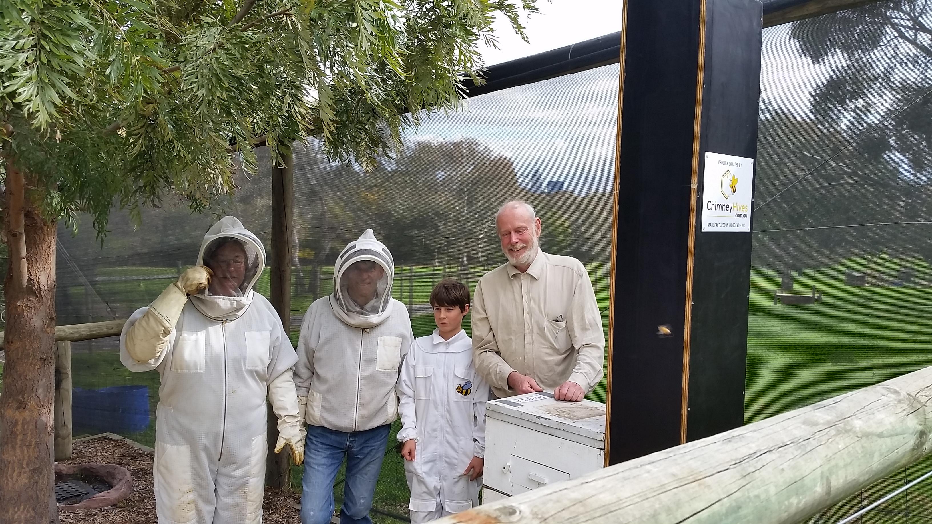 Collingood Children's Farm Apiary
