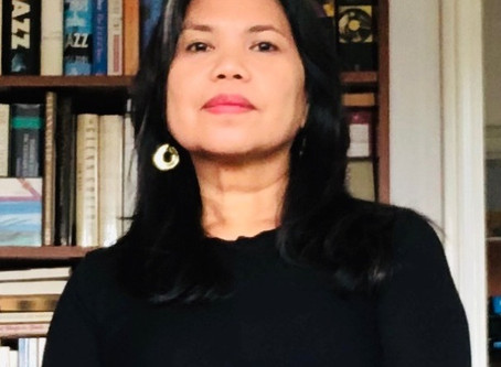 "Filipino American Poet, Cynthia Buiza: ""WALKING IN LOS ANGELES II"" & ""WIND and ASH"""