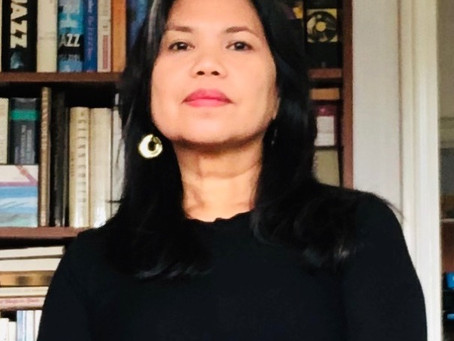 "Filipino American Poet, Cynthia Buiza: ""WALKING IN LOS ANGELES II"" & ""WIND and ASH"""
