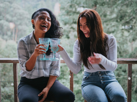 Call Her Pinay: Catching up with Filipino American Podcasters Jen Amos and Nani Dominguez