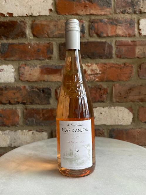 Anjou Rosé, J. Tourville, 75cl