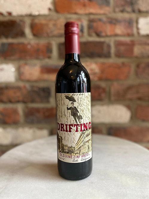 Drifting Old Vine Zinfandel Lodi, 75cl