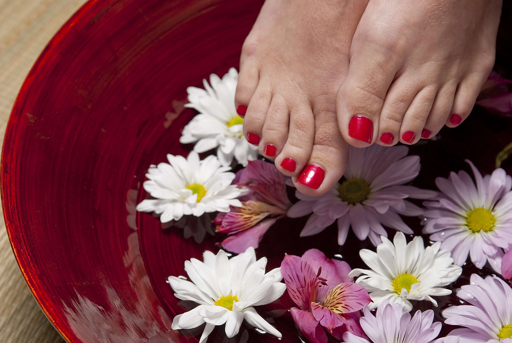 massage erotique pieds