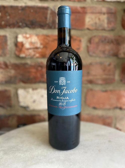 Don Jacobo Rioja Vendimia Seleccionada, Bodegas Corral, 75cl