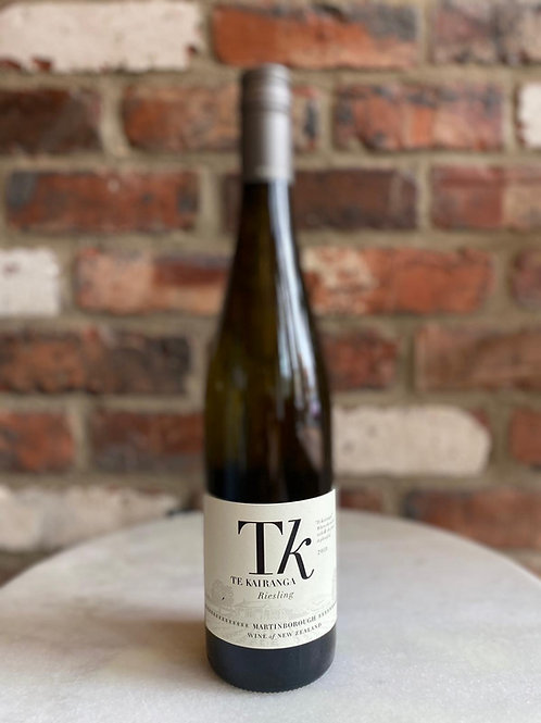 Te Kairanga Riesling, Martinborough, 75cl