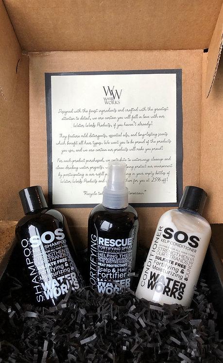 SOS Gift Set Trio