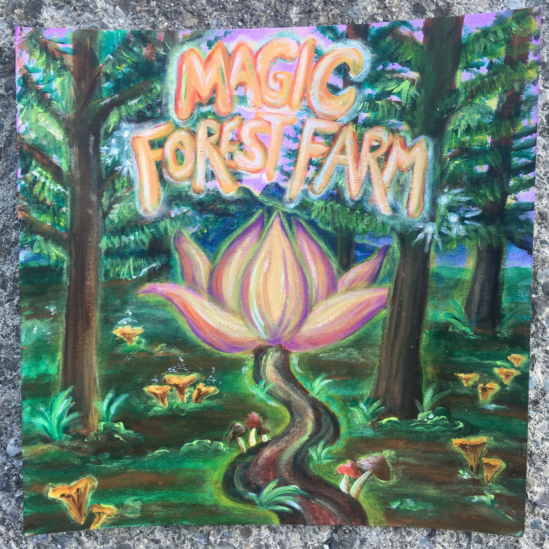 Magic Forest Farm
