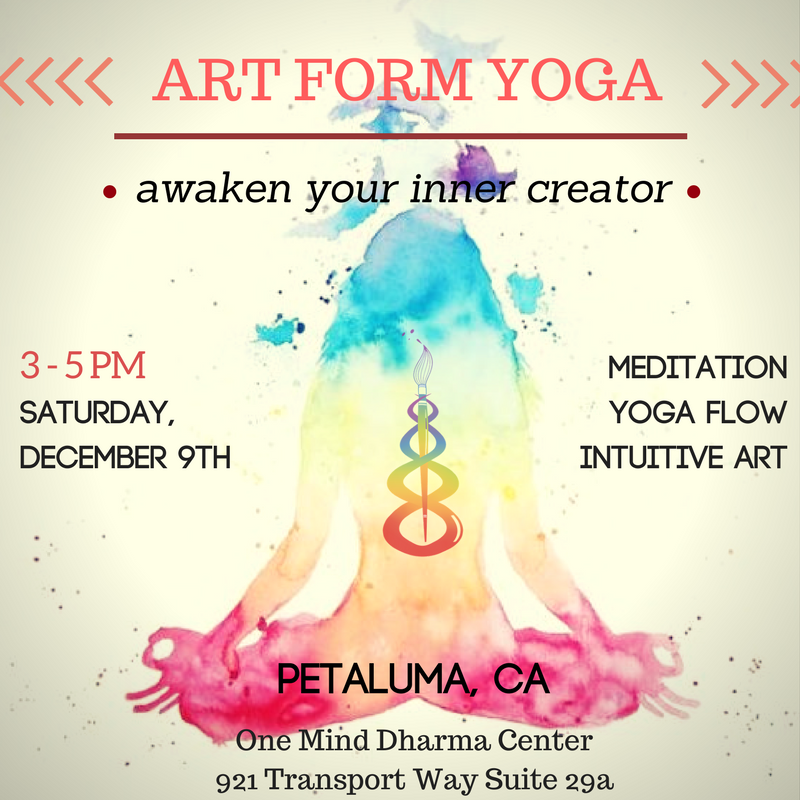 Art Form Yoga Petaluma