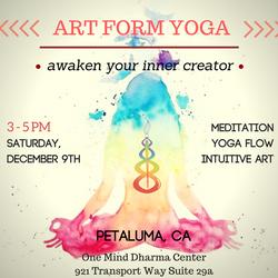 Art Form Yoga Petaluma