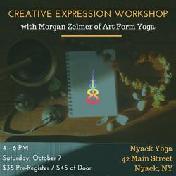 Creative Expression Workshop